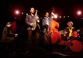 Bild: Mulo Francel & Friends - ECHO Jazz