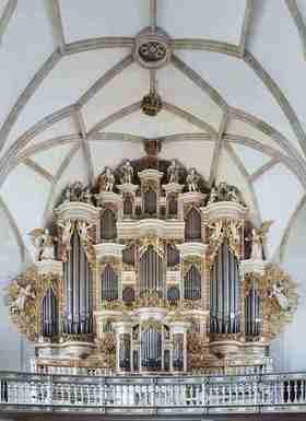 """Bild: Orgelkonzert """"Mit allen Orgeln pfeyffen"""" II (Martin Luther)"""