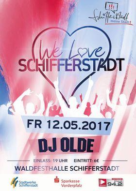 Bild: We love Schifferstadt - DJ Olde