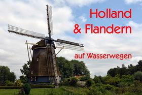 Bild: Holland & Flandern auf Wasserwegen - Multivisions-Show mit Peter Stecher