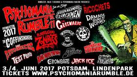 Bild: Psychomania Rumble No. 11 - Tagesticket Samstag 03.06.