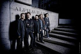 Bild: ALPHAVILLE – LIVE 2017