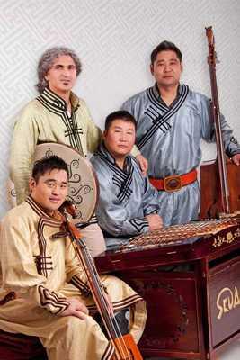 Bild: Sedaa - Mongolia meets Orient