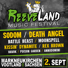 Bild: ReeveLand Festival 2017 - Death Angel, Sodom, Moonspell, Battle Beast, Havok, Rex Brown Band, Annodomini, Poison Garden