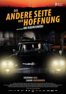 Bild: Die andere Seite der Hoffnung - 35mm im finnischen Original mit deutschen Untertiteln
