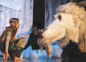 Bild: Die unendliche Geschichte - Junges Theater Bonn