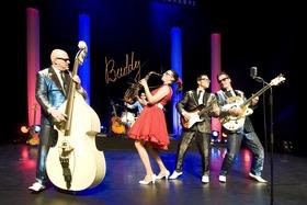 Bild: BUDDY in concert - die Rock 'n' Roll-Show