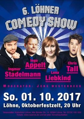 Bild: Löhner-Comedy-Show - 6. Löhner Comedy Show