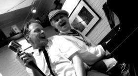 Bild: Blues ´n´Boogie Duo - Christian Noll & Christian Christl - Time for Boogie Woogie