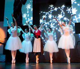 Bild: Beat' N' Bach - Ballettabend mit dem Centrum Sterago