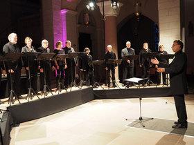 Bild: Chor und Orgel - Musik der Reformationszeit