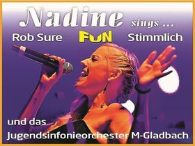 Bild: Nadine sings... with Fun & Friends
