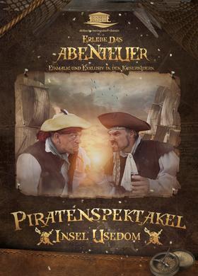 Usedomer Piratenspektakel 2017
