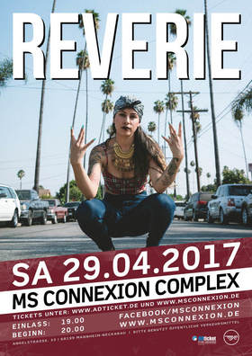 Bild: Reverie - West Coast Euro Tour mit DJ Lala