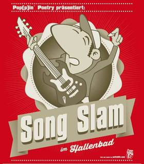 Bild: Song Slam - Open Air im Biergarten am Hallenbad