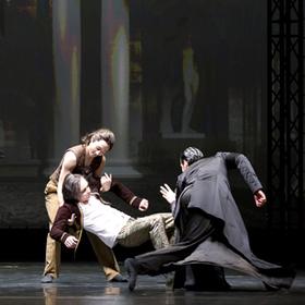 Bild: Das Bildnis des Dorian Grey - Anhaltisches Theater Dessau