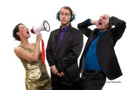 Bild: Vocal Recall -  Ein Lärm, der deinen Namen trägt