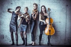 Bild: Sommerliche Musiktage Hof Trages - La Finesse.....in Amerika