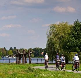 Bild: Stadtrundfahrt mit dem Fahrrad
