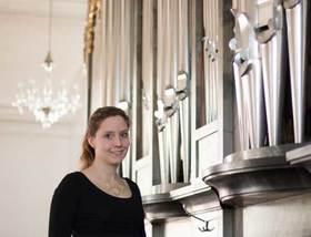 Bild: Orgelkonzert Lisa Hummel