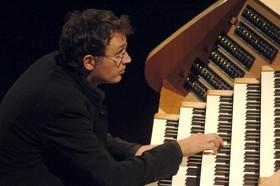 Bild: Orgelkonzert Thierry Escaich