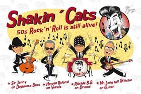 Bild: Shakin Cats Live on Stage
