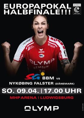 Bild: EHF-Cup: SG BBM Bietigheim vs. Nykøbing Falster Håndboldklub