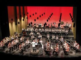 Bild: Konzert des Heeresmusikkorps Veitshöchheim - Leitung: Oberstleutnant Roland Kahle