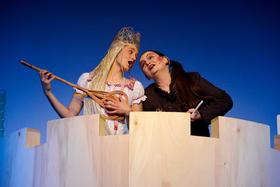 Bild: Rapunzel - Ein verzaubertes Kindermusical im Rahmen des Theatersommers Lauf