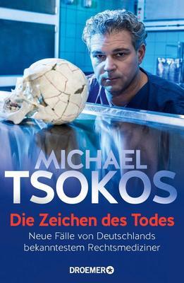 """Buchlesung/Vortrag mit Prof. Dr. Michael Tsokos - """"Im Zeichen des Todes"""""""