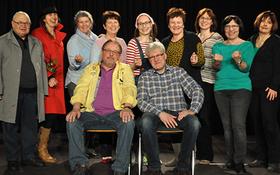 Bild: Zimmer frei - Komödie in 3 Akten von Rolf Sperling