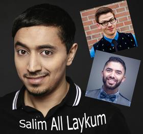 Salim All Laykum - Comedy Mix, Gäste: Ususmango und Khalid Bounouar