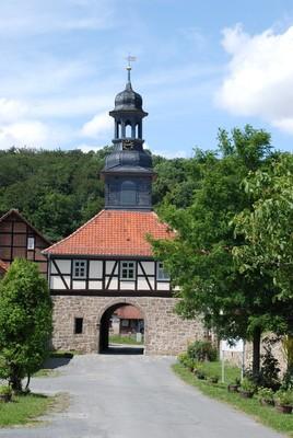 Bild: Tag des offenen Denkmals - Pilger und Frauenkapelle im Torhaus