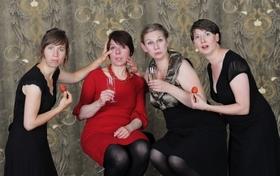 Bild: Improtheater Stuttgart - Premierenfeier XX - die Improshow in der Ladies' Edition