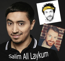 Salim All Laykum - Comedy Mix, Gäste: Jochen Prang und Friedermann Weise