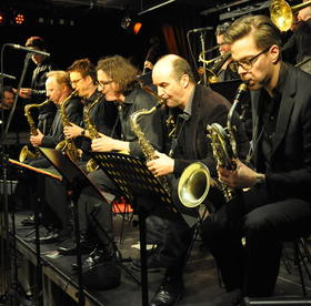 Bild: Wednesday Night Big Band - the Sound of Stuttgart Vol. III