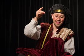 Das tapfere Schneiderlein - Märchentheater für Jung & Alt ab 3 Jahren