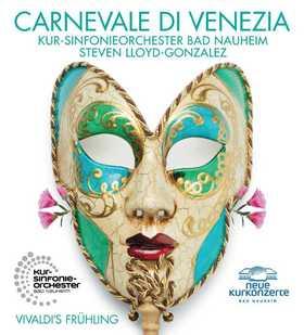 Bild: Carnevale di Venezia - Vivaldis Frühling - Kur-Sinfonieorchester Bad Nauheim