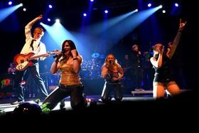 Bild: Rock Orchester Ruhrgebeat - 25 Jahre Westmünsterlandhalle Heiden