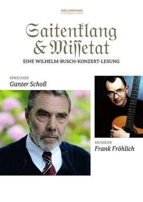 Bild: Gunter Schoß - Eine Wilhelm-Busch-Konzert-Lesung