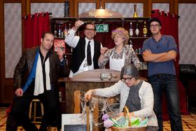 Das Comedy Kriminal Dinner - Krimidinner mit Kitzel für Nerven und Gaumen
