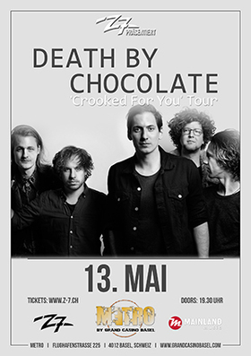 Bild: DEATH BY CHOCOLATE -