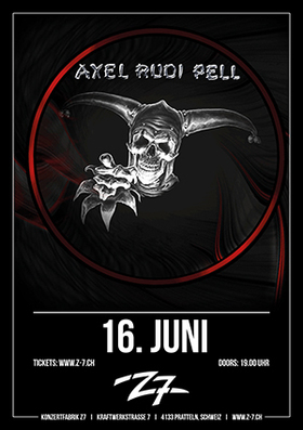 Bild: AXEL RUDI PELL - Game of Sins Tour