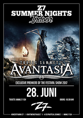 Bild: AVANTASIA - Z7 SUMMER NIGHTS INDOOR