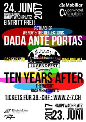 Bild: TEN YEARS AFTER - Jugendfest Rheinfelden
