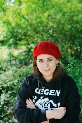 Bild: Stefanie Sargnagel