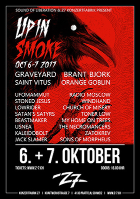 Bild: UP IN SMOKE VOL. 5 | 2-Tagesticket - Indoor Festival