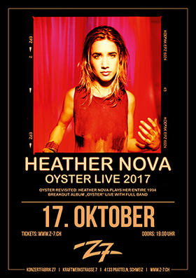 Bild: HEATHER NOVA & BAND - Oyster Live 2017