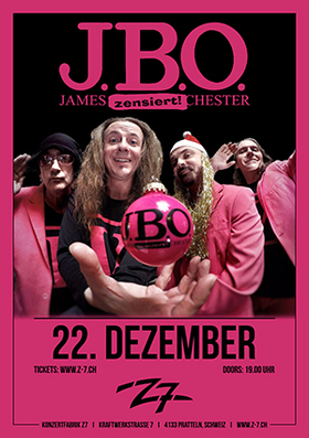 Bild: J.B.O. - Blast Christmas Tour