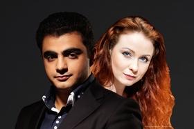 Bild: Migran Agadzhanyan, Tenor und Regina Chernychko, Klavier